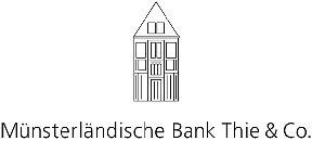 Logo Münsterländische Bank Thie & Co